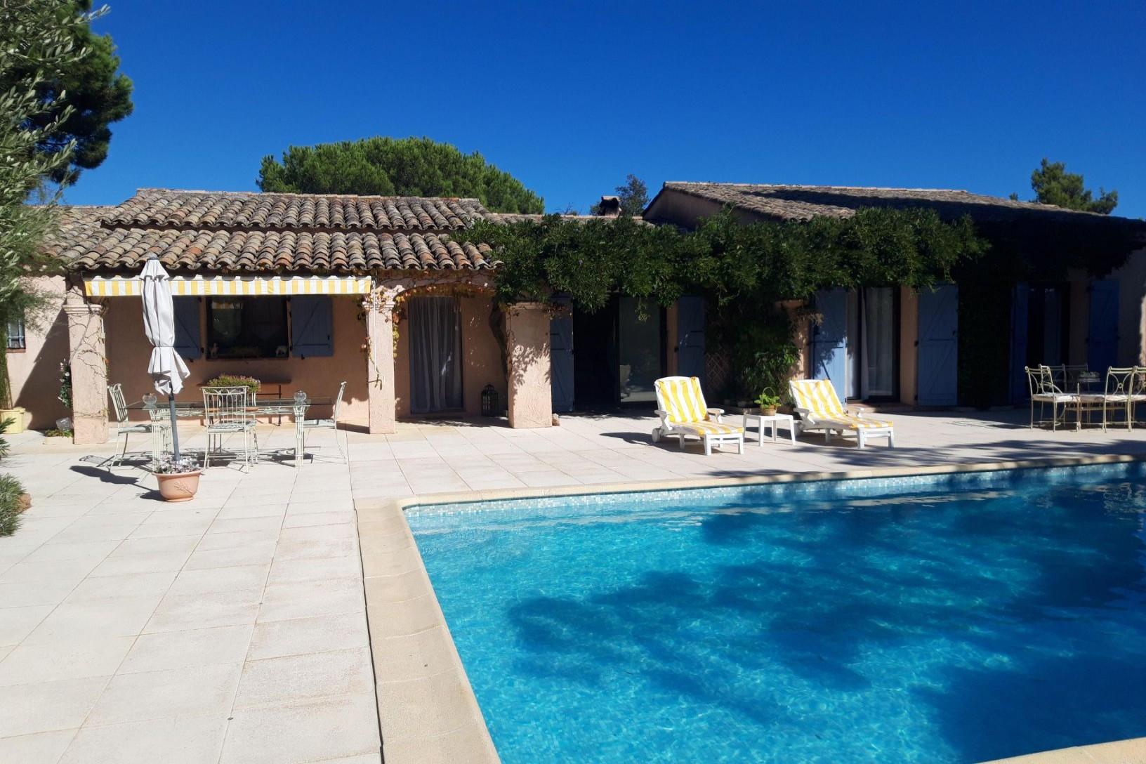 Maison-Villa - La Garde-Freinet